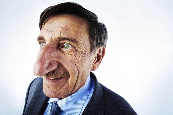 longest-nose